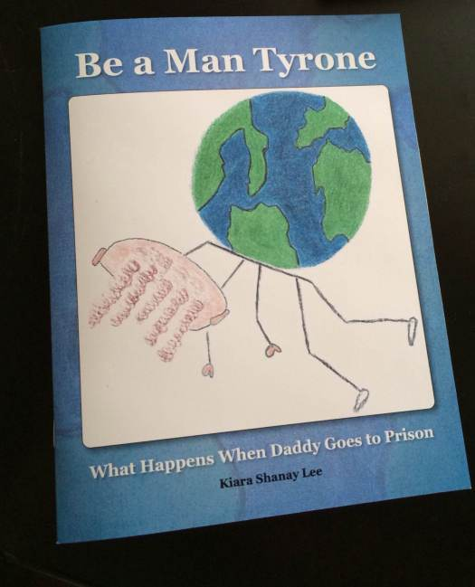be a man tyrone book
