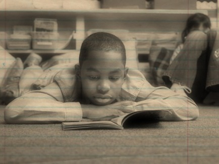 black boy reading EDIT
