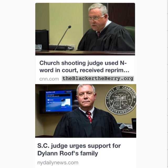 A Courtroom Full ofBias