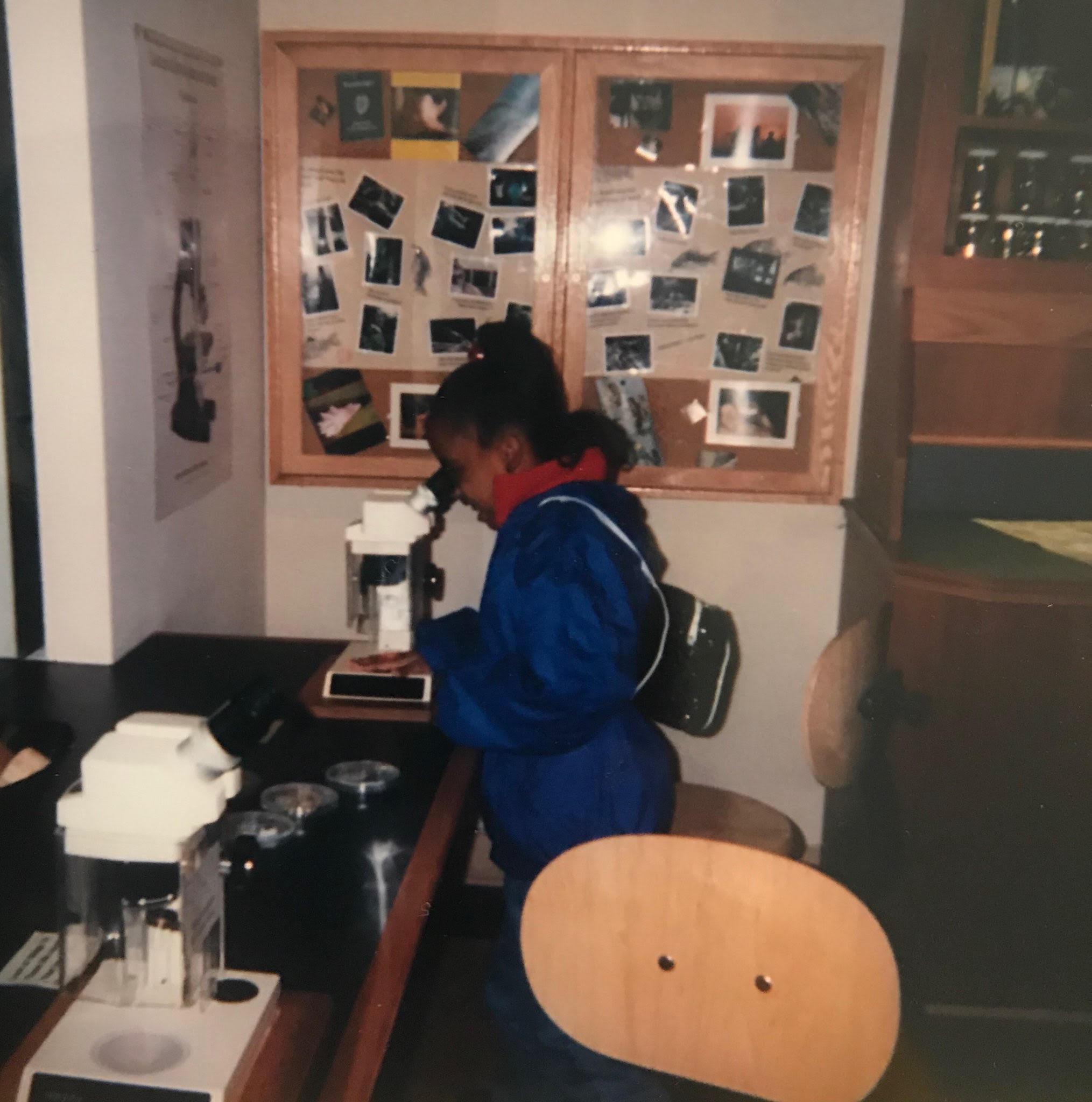 me microscope
