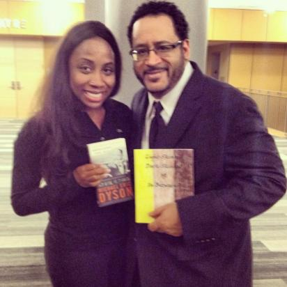 me and Michael Eric Dyson